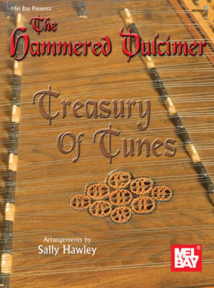 Hammered Dulcimer Treasury of Tunes Book