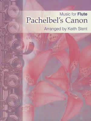 Pachelbels Canon for Flute and Piano Book