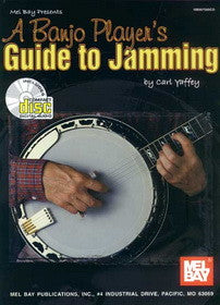 A Banjo Players Guide to Jamming Book CD Set