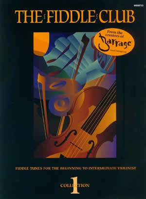 Fiddle Club Volume 1 Book