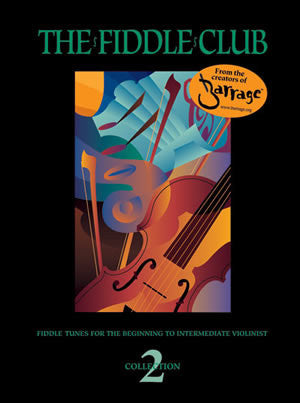 Fiddle Club Volume 2 Book