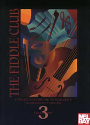 Fiddle Club Volume 3 Book