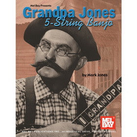 Grandpa Jones 5-String Banjo Book