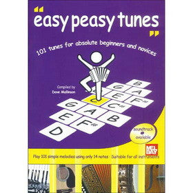 Easy Peasy Tunes Book