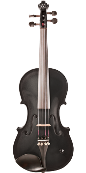 Barcus-Berry Vibrato-AE Electric Violin Black