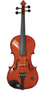 Barcus-Berry Vibrato-AE Electric Violin Natural