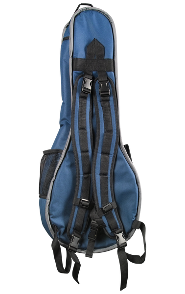 Boulder Alpine A-Model mandolin Gigbag Blue