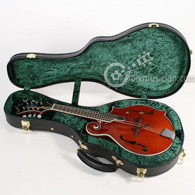 Deluxe Vintage F-Model Mandolin Case