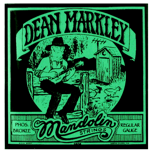 Dean Markley Mandolin Strings Phosphor Bronze Medium