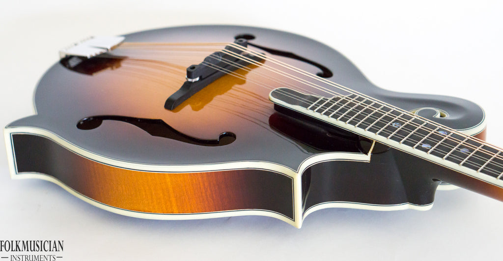 Eastman MD815 Mandolin Sunburst