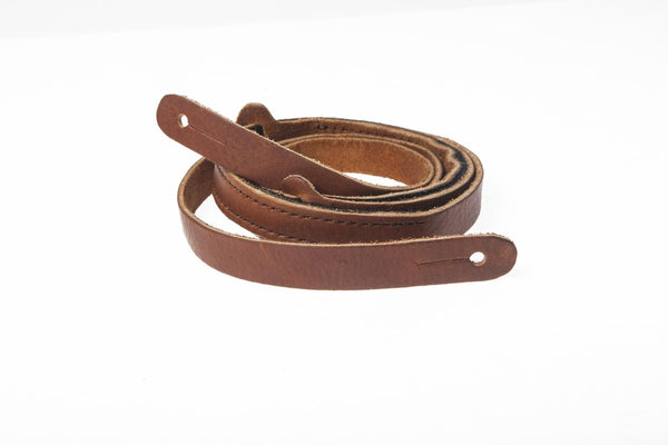 Henry Heller Leather Mandolin Strap