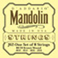 DAddario Mandolin Strings 80/20 Brz WND