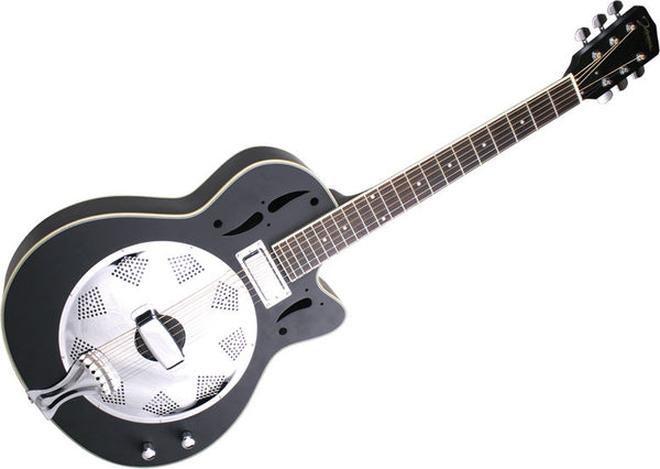 Johnson Swamp Stomper Electric Resonator Guitar