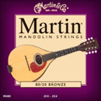 Martin Mandolin Strings 80/20