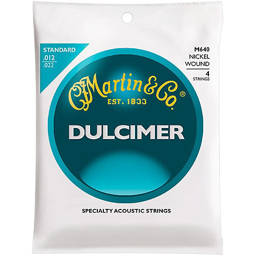 Martin Dulcimer Strings