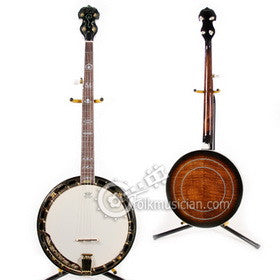 Morgan Monroe Banjo Maple Rim Resonator