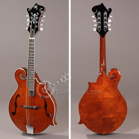 Michael Kelly Legacy Plus Mandolin Walnut