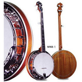 Morgan Monroe Resonator Banjo