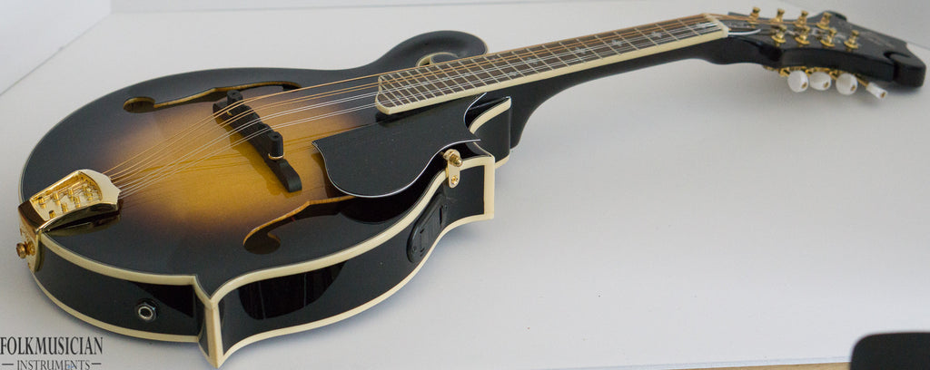 Morgan Monroe MMS-9FE Electric Mandolin for repair