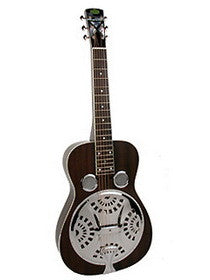 Regal RD-52 Black Lightning Squareneck Dobro