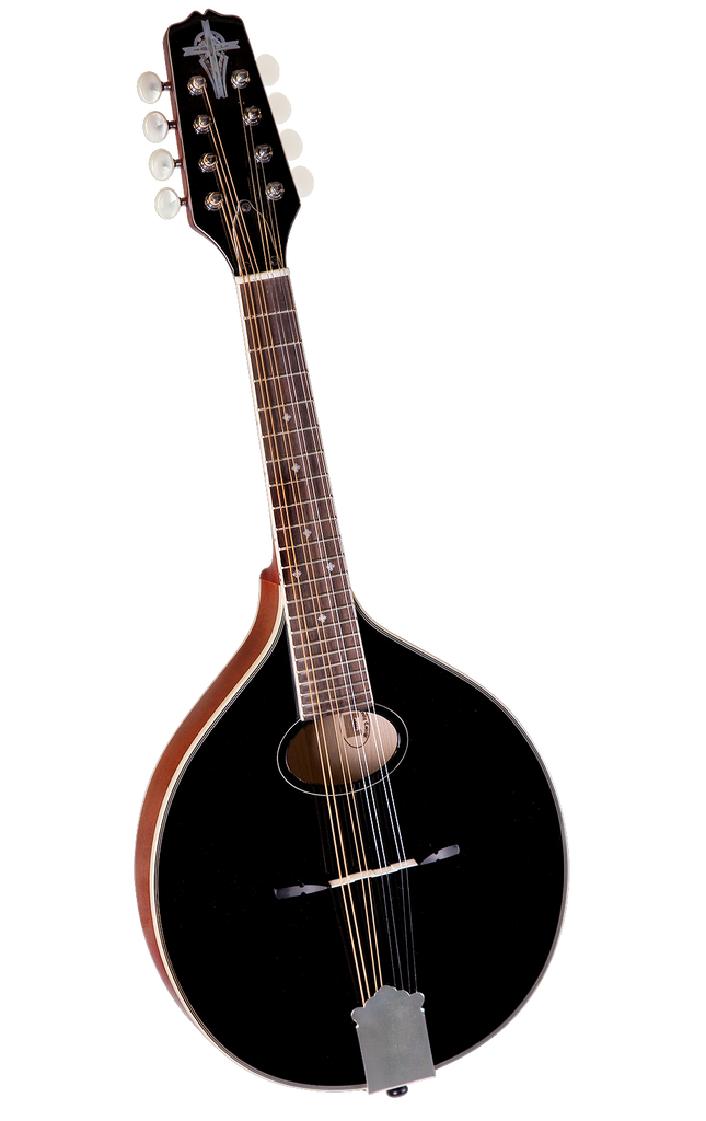 Trinity College Mandolin Flat Top Black