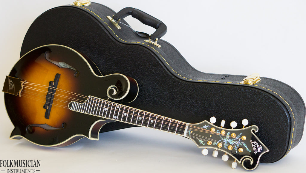 The Loar LM-700 Mandolin Performer