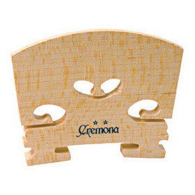 Cremona 2-Star Violin Bridge