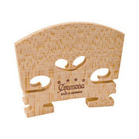 Cremona 4 Star Violin Bridge 4/4