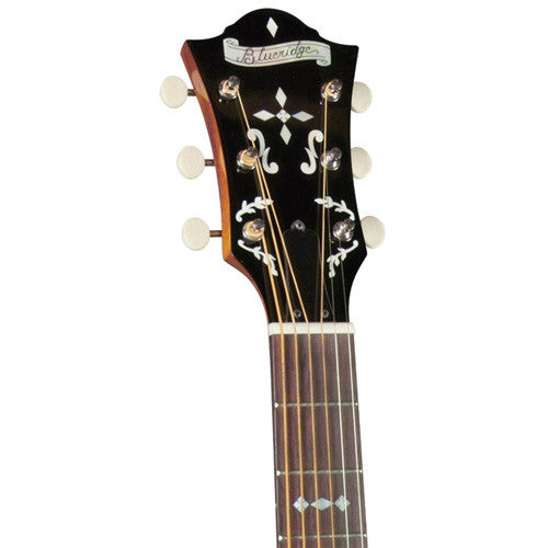 Soft Shoulder Mahogany Blueridge Guitar