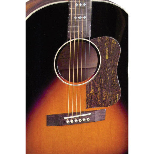 Soft Shoulder Blueridge Guitar Brazilian