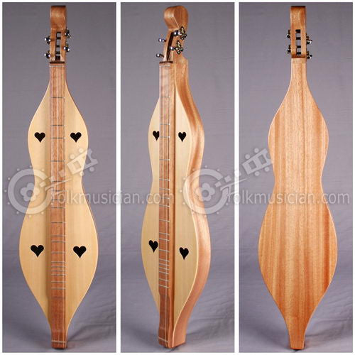 Black Mountain Dulcimer Model 56 Hourglass
