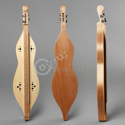 Black Mountain Dulcimer Model 56 Hourglass Multi