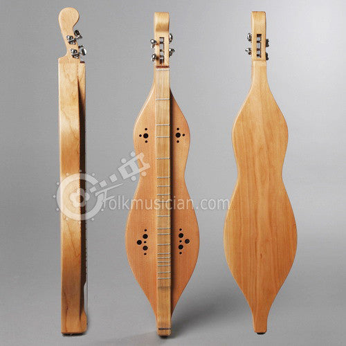 Black Mountain Dulcimer Model 58 Round Holes