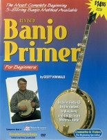 Banjo Primer Book for Beginners CD