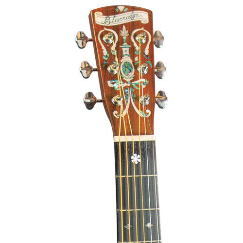 Blueridge Acoustic Electric Cutaway BR-163CE