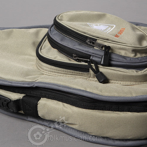 Boulder F-Model Mandolin Gigbag Tan