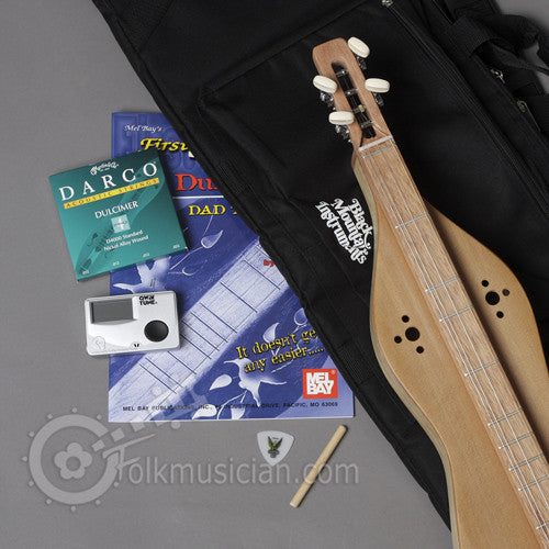 Beginner Dulcimer Package