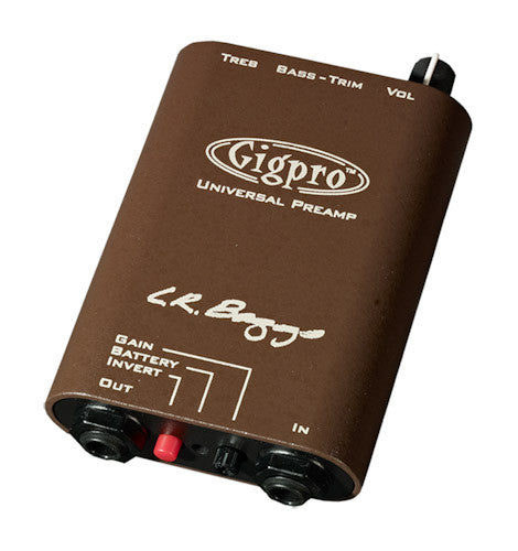 LR Baggs Gigpro Preamp