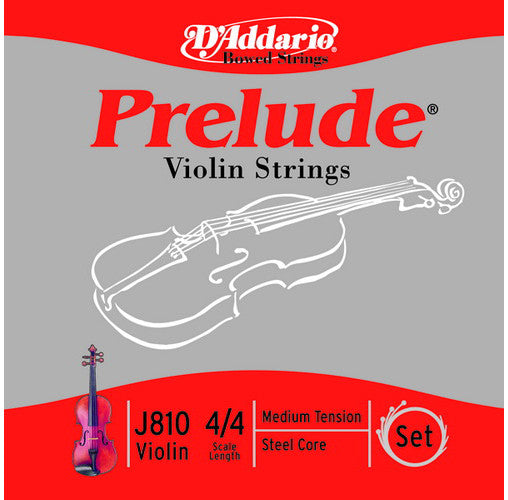 Prelude Violin Strings Set