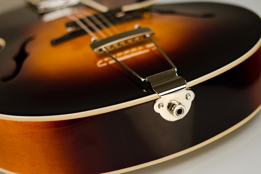 The Loar LH-650 Archtop Electric Guitar