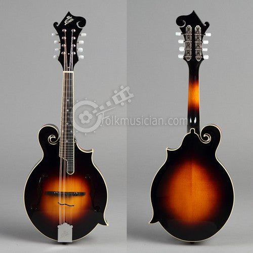 The Loar LM 520 Mandolin - Blem - Featherweight Case - Featherweight Case