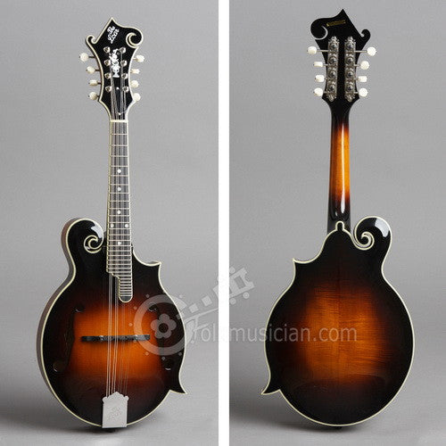 The Loar LM-600 Mandolin Package