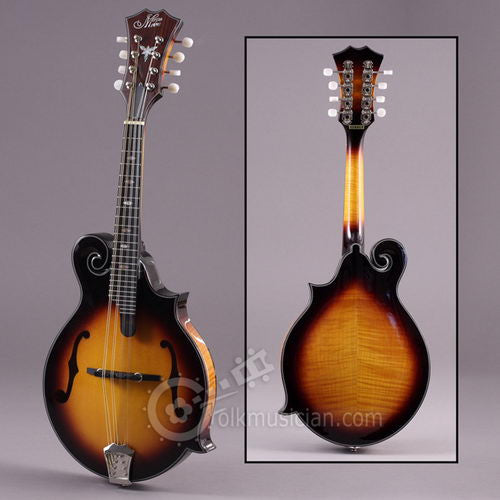 Morgan Monroe Mandolin F-model Tobacco