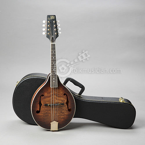 Morgan Monroe Mandolin Quilted Top