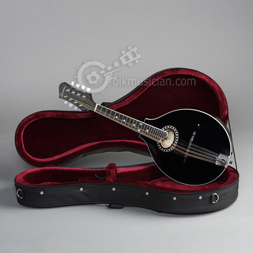 Eastman Mandolin A-style Oval Hole Black