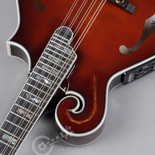 Michael Kelly Legacy FS Electric Mandolin Aged Walnut