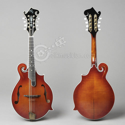 Michael Kelly Legacy Deluxe Mandolin Aged Walnut