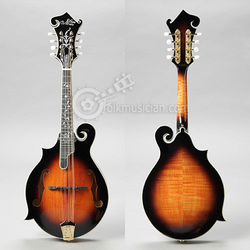 Left Handed Morgan Monroe Mandolin