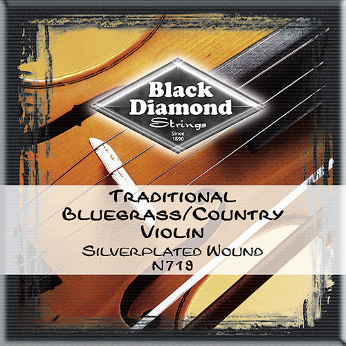 Black Diamond Violin Strings