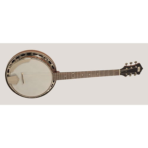 Recording King 6 String Banjo Guitar RM-G25
